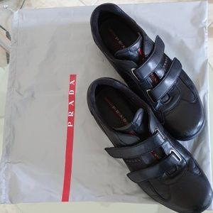Prada man sneakers